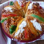 Portuguese Christmas Cake