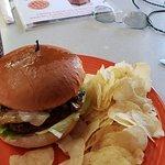 Excellent burger