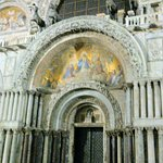 Doges Palace colonnade