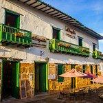 Restaurante Al Fogolar Barichara