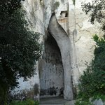 Ear of Dionysius in Siracusa