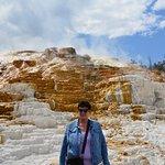 Yellowstone Mammouth Hot Springs