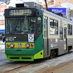 Photo of Hakodate Tram