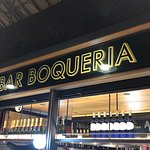 Bar Boqueria Foto