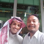 Airport transfer.  Guest from Saudi Arabia. Mr. Abdul Aziz Al Rashidi. Thanks for hiring my service.