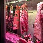 Eingangsbereich Fleischkühlung