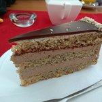 Whole nut cake