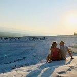 Фотография Геотермальные источники в Памуккале