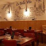 Fotografia de Pizzeria Restaurante La Bella Vita
