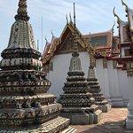 Foto de Templo do Buda Reclinado (Wat Pho)
