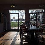 صورة فوتوغرافية لـ Cafe in the Park