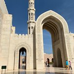 Photo of Sultan Qaboos Grand Mosque