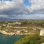 Aussicht von der Festung
