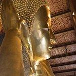 The Buddha's head