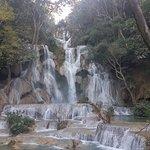 Cascades Khuang Sy au Laos