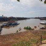 Village pêcheurs de Klompong Khleang aux alentours de Siem Reap