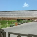 This is the main attraction! Full size replica of Noah's Ark, filled with exhibits that build fa
