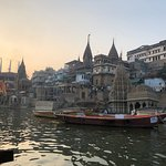 River tour of the ghats.