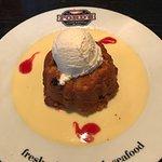 Bread pudding!!!