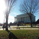 Фотография Lincoln Memorial