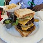 Kraken burger