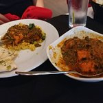 Spicy dishes