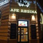 Ape Regina fényképe