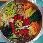 육회비빔밥...