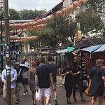 唐人街照片