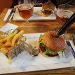 Le burger spécial Docks