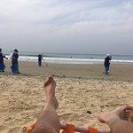 Billede af Varkala Beach
