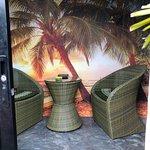 Pleasent environment for harmonous massage