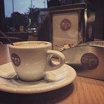 Tazzina di caffè vuota - Caffè Pascucci