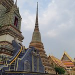 Photo de Temple du Bouddha Couché (Wat Pho)