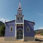 Igreja nas proximidades do parque.