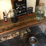 Dog refreshment station