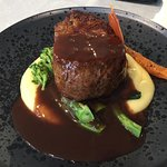 King Island Beef - Prepared perfectly by the chef