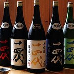 プレミア日本酒十四代