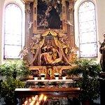 Церковь с картиной Тинторетто, а также изображением фюрера и дуче – 14