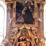Церковь с картиной Тинторетто, а также изображением фюрера и дуче – 15
