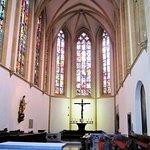 Церковь с картиной Тинторетто, а также изображением фюрера и дуче – 18