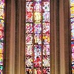 Церковь с картиной Тинторетто, а также изображением фюрера и дуче – 19