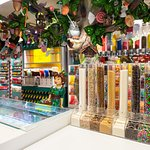 candies, lollipops, deserts and more...