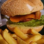 La mejor hamburguesa vegana del mundo
