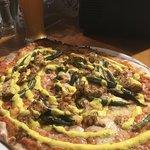 Bild från Pizza Bande