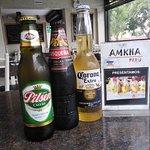 Nuestras bebidas acompañantes