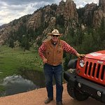 Old West High Country 4X4 Jeep Tour