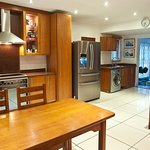 3 bed unit kitchen fully equipped