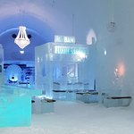 Icebar in Icehotel