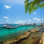 Epic Water Taxi Departure location - Bonaire Nautico Marina in Kralendijk